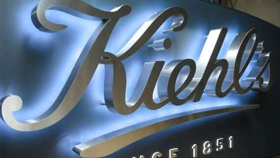 SS Brushed Finish Signs