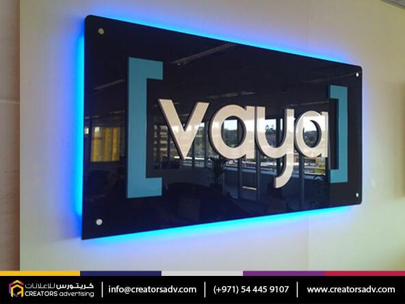 Acrylic Cutout Latter Services