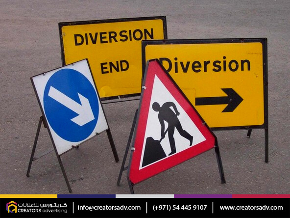 Traffic Signboard Fabrication